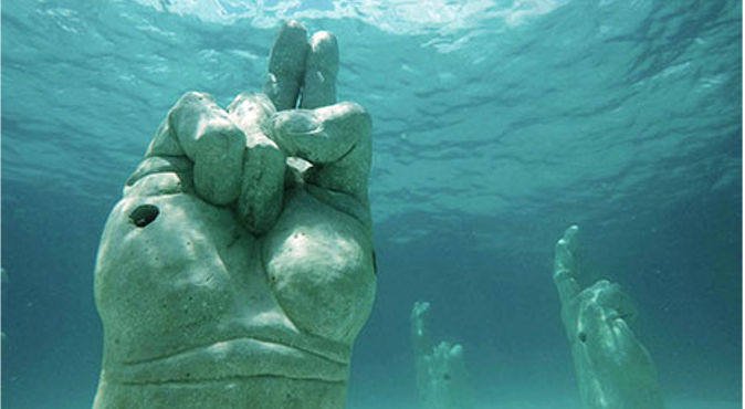 Cancun Underwater museum facts