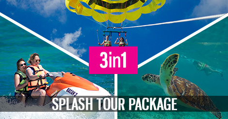 Splash Tour Package