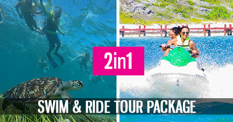 Swim and Ride Tour Package