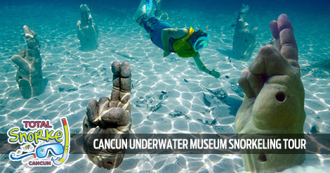 Snorkeling Cancun Hotel Zone